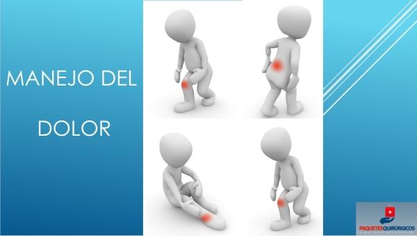 manejo del dolor en clinica especializada