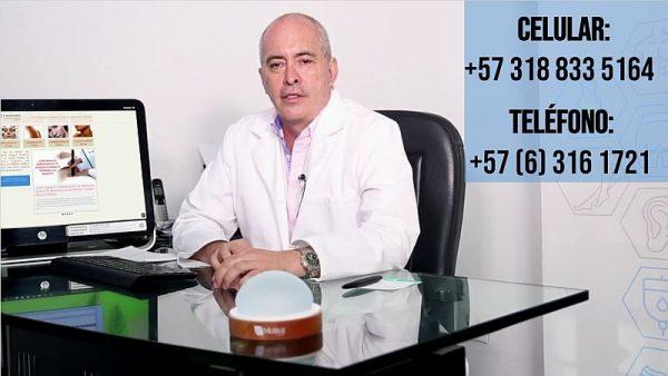 datos contacto dr ricardo bonilla