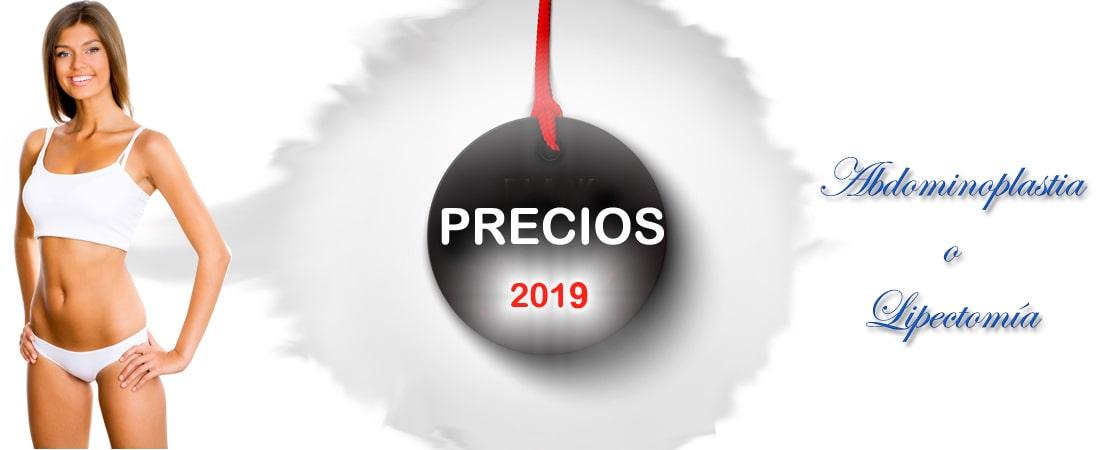 Precio de la abdominoplastia en el año 2019